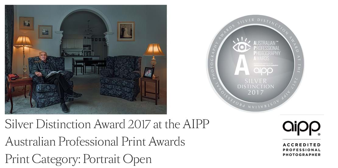 Portrait Male AIPP Award 2017