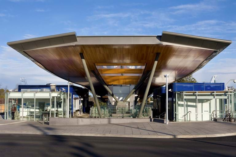 Nunawading Railway Station Melbourne, Danielle Benson Photography, Melbourne Commercial Photographer, Architectural Photography