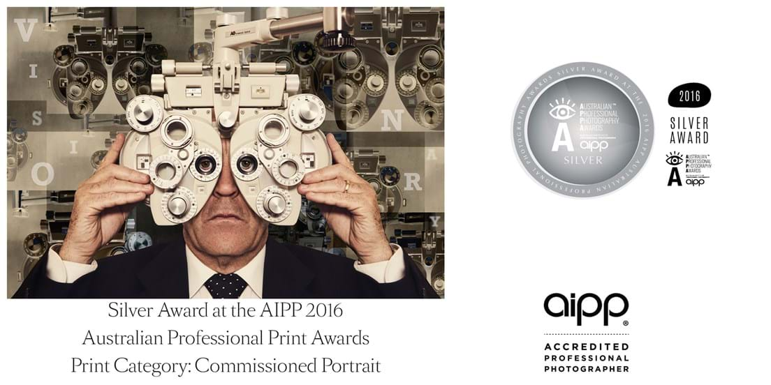Optometrist, AIPP 2016 Silver Award at the Australian Professional Print Awards