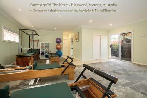 Sanctuary Of The Heart - Health & Wellbeing