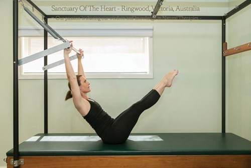 Sanctuary Of The Heart - Health & Wellbeing, Pilates