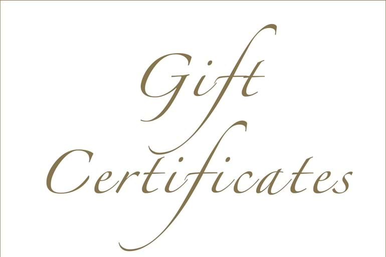 Gift Certificates |  Melbourne Photographer | Danielle Benson Photography